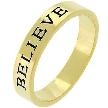 Believe Ring - shophomegardens.com