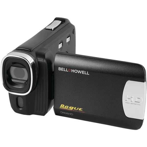 Bell+howell 20.0 Megapixel Rogue Dnv6hd 1080p Ir Night-vision Camcorder - shophomegardens.com