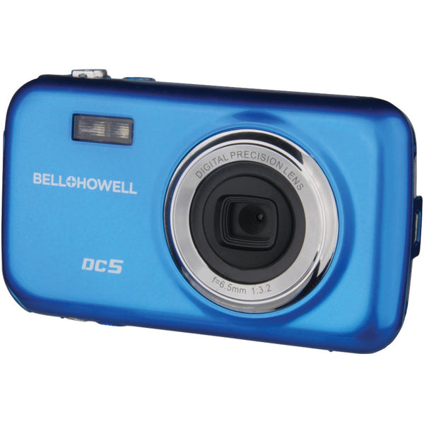 Bell+howell 5.0 Megapixel Fun-flix Kids Digital Camera (blue) - shophomegardens.com