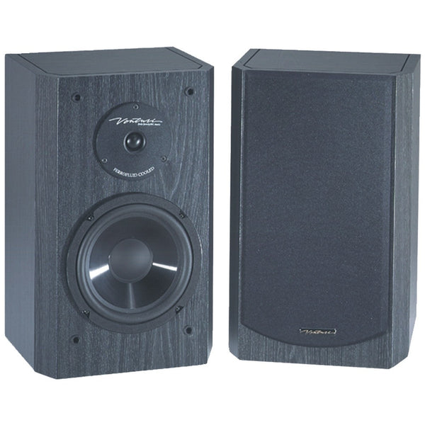 "Bic Venturi 6.5"" Bookshelf Speakers - shophomegardens.com"
