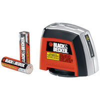 Black & Decker Laser Level With Wall-mounting Accessories - shophomegardens.com