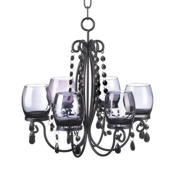 Black Elegant Chandelier - shophomegardens.com