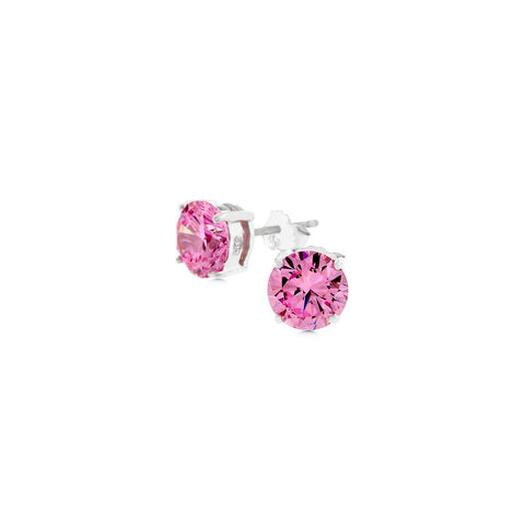 Blossom Stud Cz Earrings - shophomegardens.com