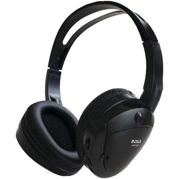 Boss Audio Ir Wireless Headset - shophomegardens.com