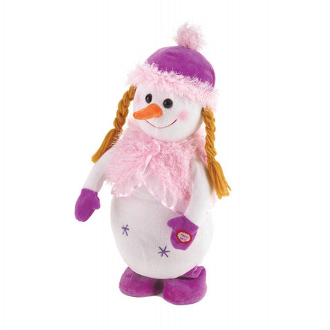 Miss Snow Dancing Plush - shophomegardens.com