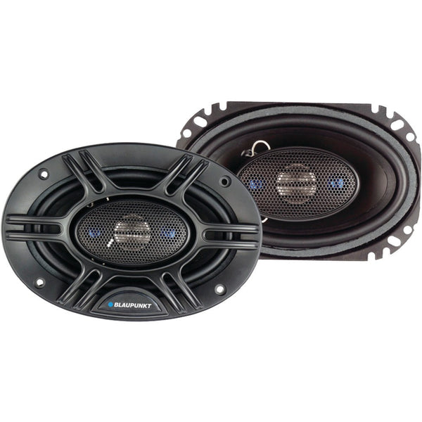 "Blaupunkt 4-way Coaxial Speakers (gtx406 4"" X 6"" 240 Watts) - shophomegardens.com"