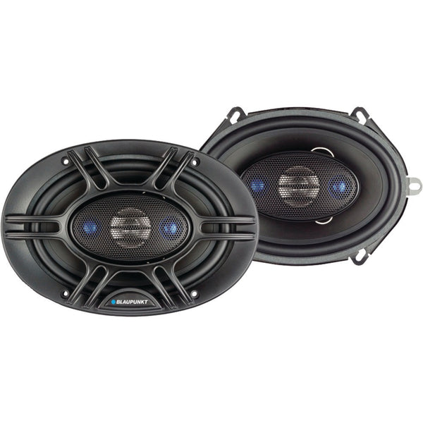 "Blaupunkt 4-way Coaxial Speakers (gtx570 5"" X 7"" 360 Watts) - shophomegardens.com"