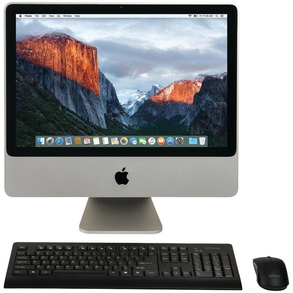 "Apple 20"" Refurbished Imac Desktop Computer - shophomegardens.com"