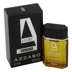 Azzaro Mini EDT By Azzaro 0.23 oz Mini EDT for Men
