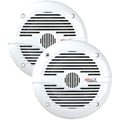 "Boss Audio 2-way Marine Speakers (6.5"")"
