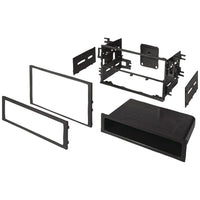 Best Kits In-dash Installation Kit (honda And Acura 1986 & Up Double-din And Single-din With Pocket)