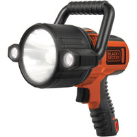 Black & Decker 10-watt Led Li-ion Rechargeable Spotlight