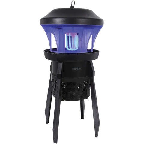 Serene Life 330 Square-ft Indoor And Outdoor Electric Bug Zapper
