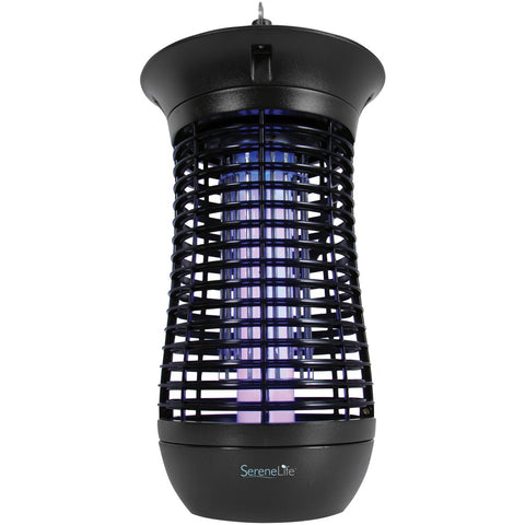 Serene Life 500 Square-ft Electric Waterproof Bug Zapper