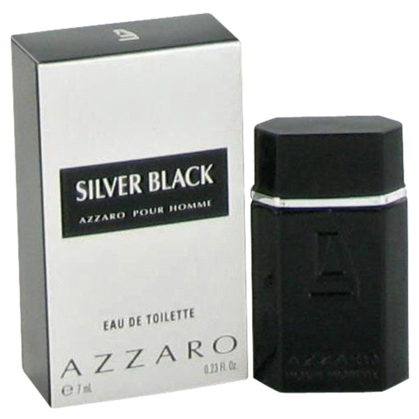 Silver Black by Azzaro 23 oz Mini EDT for Men