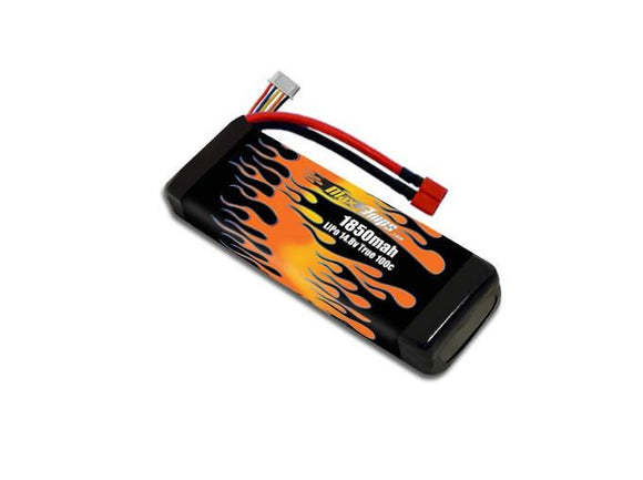 Max Amps Lipo Batteries