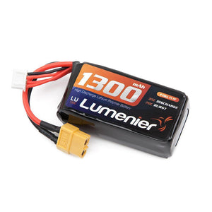 Lumenier 3S 1300mAh 35C Lipo Battery - QAV250 / 250mm FPV Racers