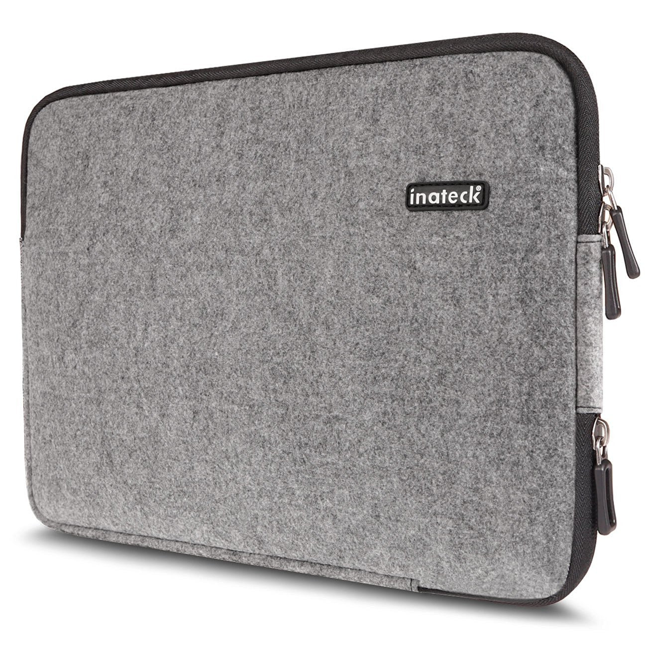 Gray Inateck Ultra Slim 13-13.3 Inch Apple MacBook Air//Pro Retina Sleeve Case Cover Carrying Case Protector Bag Compatible with Dell XPS 13