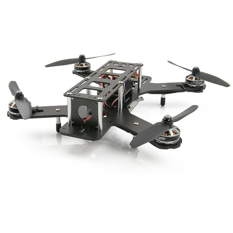 QAV250 Mini FPV Quadcopter RTF - Carbon Fiber Edition