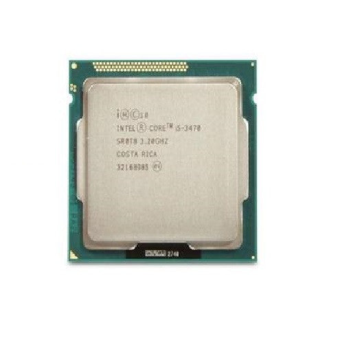 Intel Core i5-3470 SR0T8 3.2 GHz Quad-Core Processor Socket LGA1155 CPU