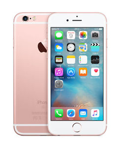 iPhone 6s Rose Gold 32GB CDMA