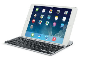 Logitech Ultrathin Keyboard Cover for iPad mini - Silver