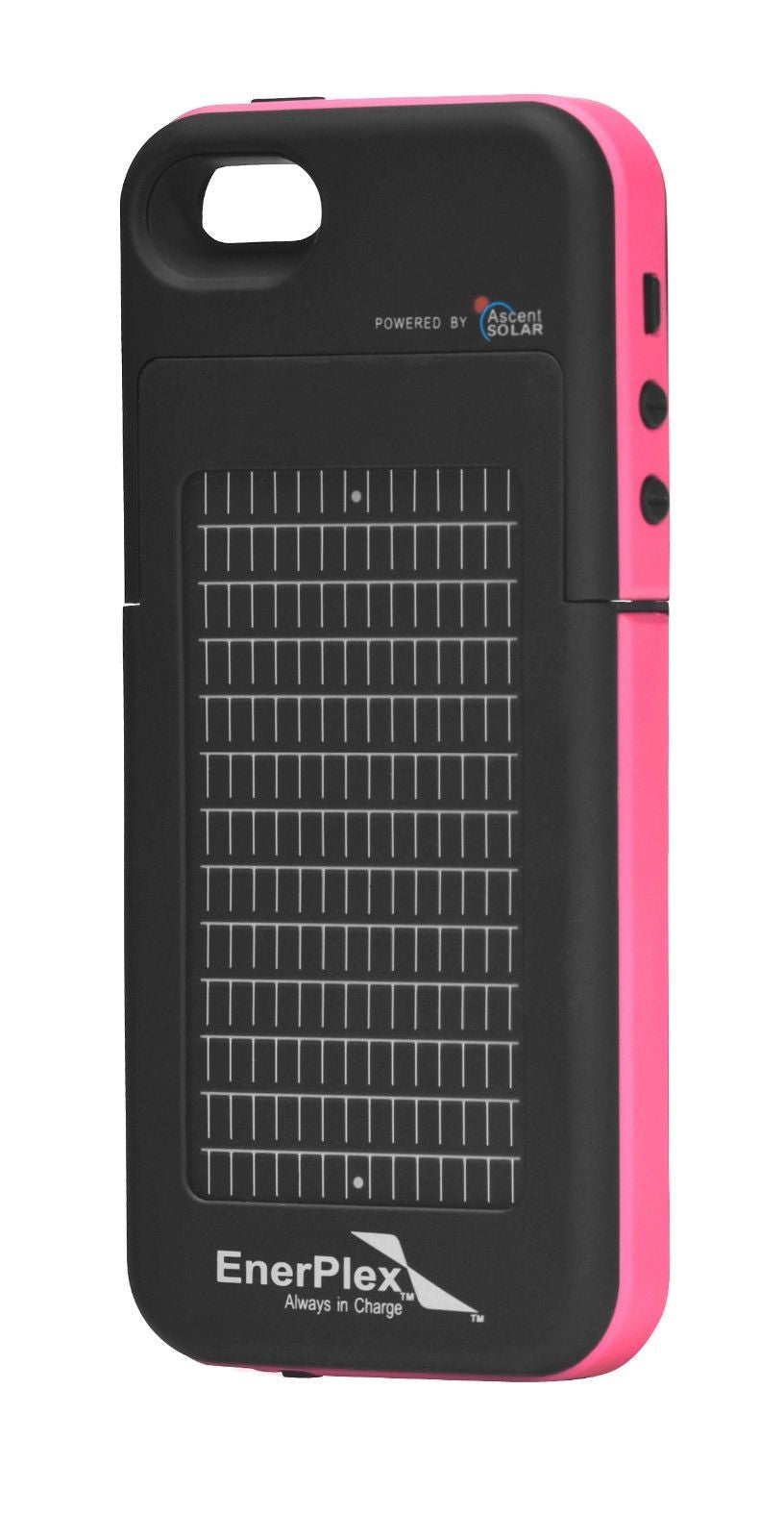 the best attitude 68e77 7da22 Enerplex Surfr Pink 2000 Mah Solar & Battery Iphone 5/5S Cell Phone ...
