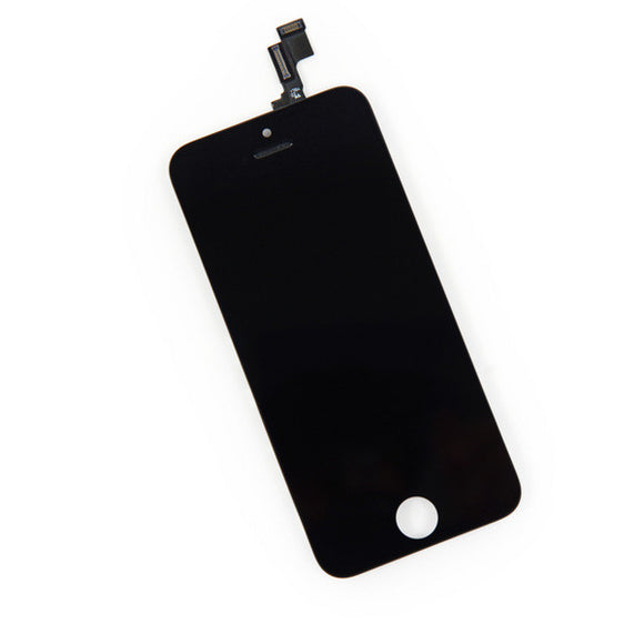 LCD & Digitizer Frame Assembly for iPhone 5S - Black