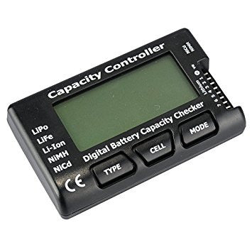 RC CellMeter-7 Digital Battery Capacity Checker