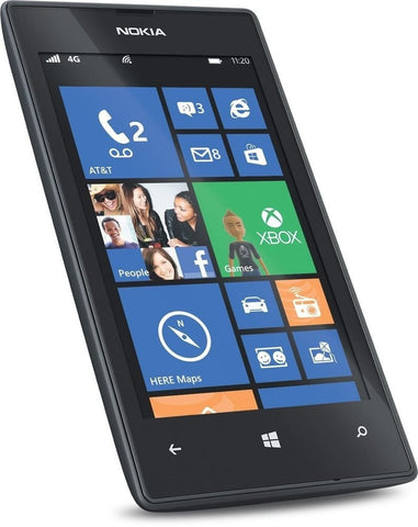 Brand New Nokia Lumia 520 - 8GB - Black (AT&T GoPhone)