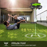 Potensic Upgraded A20 Mini Drone Easy to Fly Even to Kids and Beginners, RC Helicopter Quadcopter