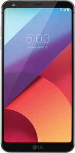 LG G6 CDMA Verizon Wireless 32GB Silver