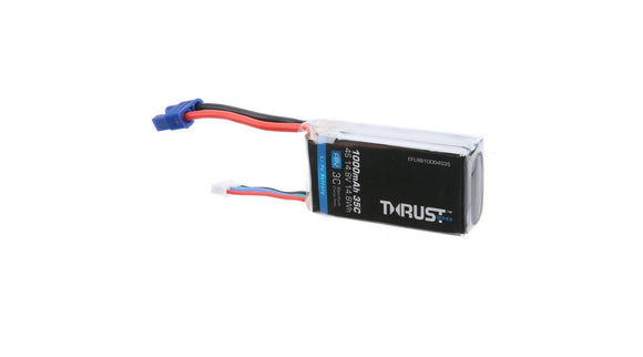 Thrust 14.8V 1000mAh 35C 4S Lipo Battery