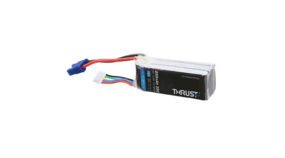 Thrust 14.8V 850mAh 35C 4S Lipo Battery