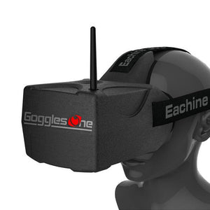Eachine Goggles One 1080P HD FPV Racing Quadcopter viewer