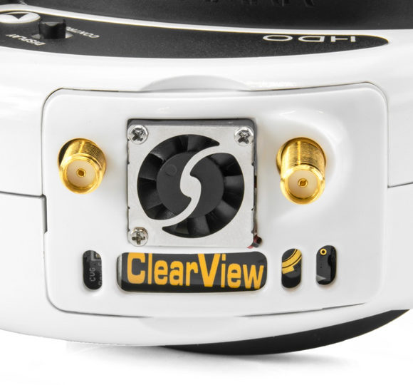 Iftron ClearView Goggle Receiver Module
