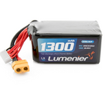 Lumenier 1300mAh 6s 95c Lipo Battery
