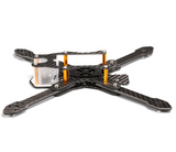 "NewBeeDrone Silverfish 5"" Stretch X Frame"