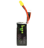 Rotor Riot HyPo 1300mAh 4s 95c Lipo Battery with HyPo Checker