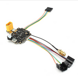 HGLRC F3 V4 Flight Control Board AIO 25mW 200mW 600mW Switchable Transmitter OSD BEC PDB Current Sensor