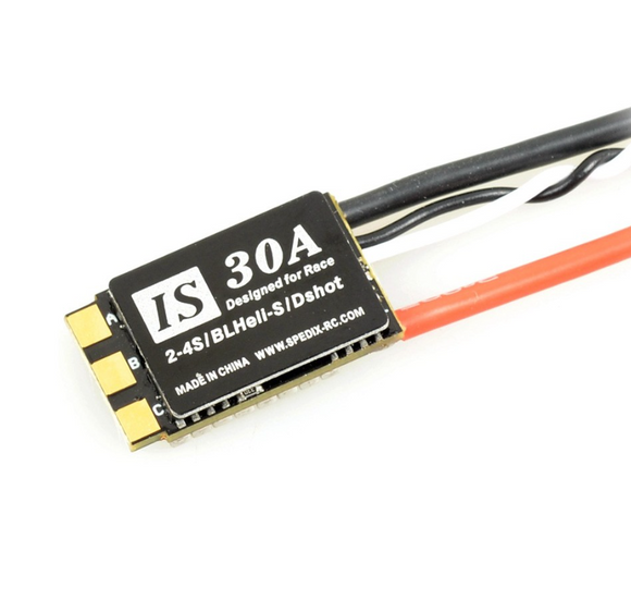 Spedix IS30 2-4S 30A ESC