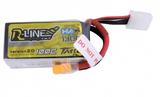 TATTU R-Line 1300mAh 4s 100c Lipo Battery V2