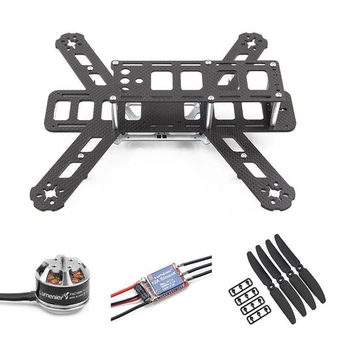 QAV250 Carbon Fiber Mini FPV Lumenier Quadcopter ARF