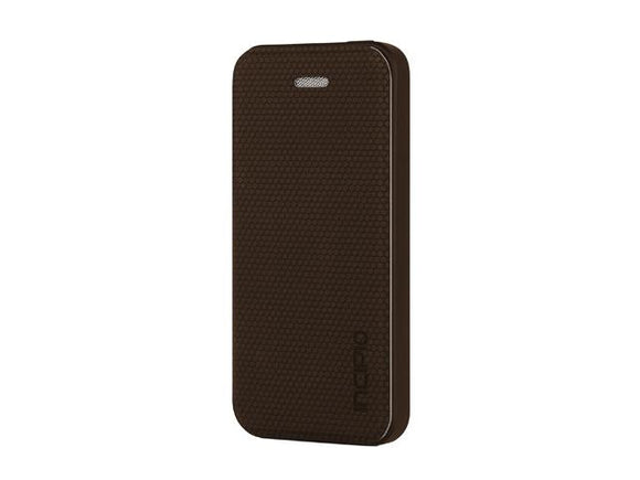 Incipio LGND Chocolate Brown Solid Hard Shell Convertible Case For iPhone 5 / 5S IPH-884