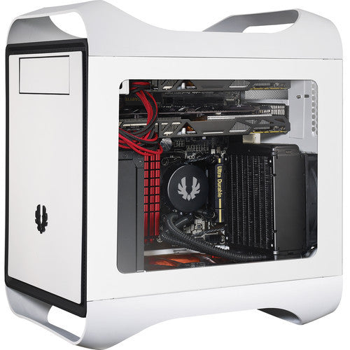 BitFenix Prodigy M Color Chassis with Window (Arctic White)Custom PC
