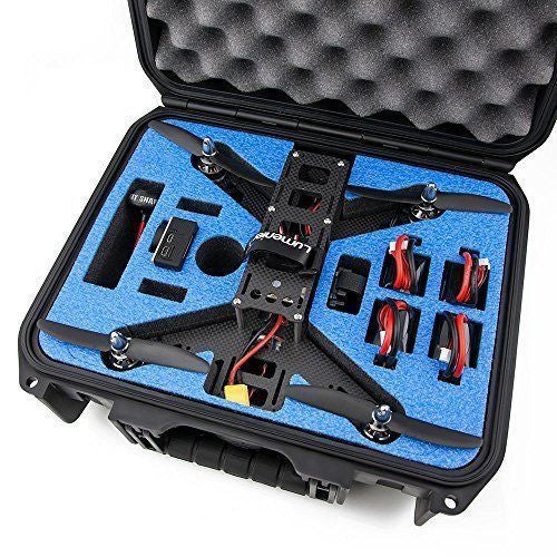 Lumenier QAV250-TC Professional Travel Case for the QAV250