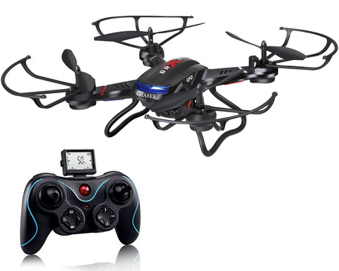 F181 Professional RC Quadcopter with 2MP Camera HD 2.4G 6Axis RC