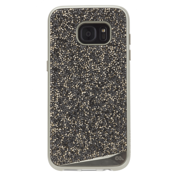 Samsung Galaxy S7 Case-Mate Champagne Brilliance Tough Case
