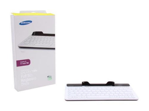 Samsung EKD-K18AWEGSTA Full Size Keyboard Dock for Samsung Galaxy Tab 7.7