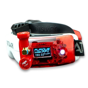 Furious FPV True-D X 5.8GHz Goggle Receiver Module